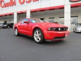2012 Race Red Ford Mustang GT Coupe #71274955