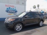 2013 Tuxedo Black Metallic Ford Explorer XLT #71274952
