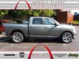 2012 Mineral Gray Metallic Dodge Ram 1500 SLT Crew Cab 4x4 #71275574