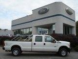 2012 Oxford White Ford F250 Super Duty XL Crew Cab 4x4 #71274903