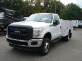 2012 Ford F350 Super Duty XL Regular Cab 4x4 Commercial Data, Info and Specs