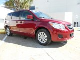 2012 Deep Claret Red Metallic Volkswagen Routan SE #71275547