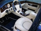 2001 Bentley Arnage Interiors