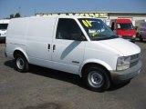 2000 Ivory White Chevrolet Astro Cargo Van #71274886