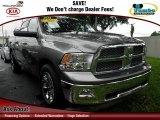2011 Mineral Gray Metallic Dodge Ram 1500 Laramie Crew Cab #71275542