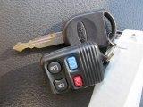 2006 Ford Mustang GT Premium Convertible Keys