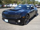 2010 Black Chevrolet Camaro SS SLP Supercharged Coupe #71274794
