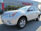 2013 Brilliant Silver Nissan Rogue S Special Edition #71275193