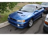 1999 Subaru Impreza RS Coupe Data, Info and Specs