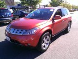 2004 Sunlit Copper Metallic Nissan Murano SL AWD #71275175