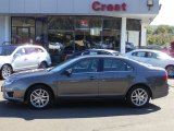 2011 Sterling Grey Metallic Ford Fusion SEL V6 #71274744