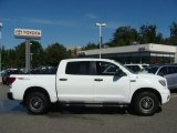 2010 Super White Toyota Tundra TRD Rock Warrior CrewMax 4x4 #71275136