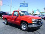 2007 Chevrolet Silverado 1500 Classic Work Truck Data, Info and Specs