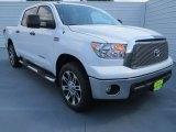 2012 Super White Toyota Tundra Texas Edition CrewMax #71275114