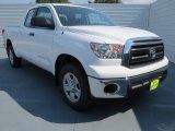 2012 Super White Toyota Tundra Double Cab #71275113