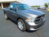 2012 Mineral Gray Metallic Dodge Ram 1500 Express Regular Cab #71275397