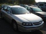2001 Galaxy Silver Metallic Chevrolet Impala  #71275088