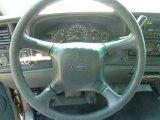 2002 Chevrolet Silverado 1500 LS Extended Cab Steering Wheel