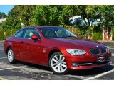 2011 Crimson Red BMW 3 Series 328i xDrive Coupe #71275060