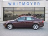 2012 Bordeaux Reserve Metallic Ford Fusion SE #71337574