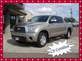 2008 Desert Sand Mica Toyota Tundra Limited CrewMax 4x4 #71337326