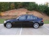 2007 Black Sapphire Metallic BMW 3 Series 335i Sedan #71337773