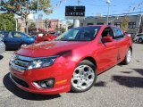 2010 Red Candy Metallic Ford Fusion SE #71337772