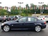 2010 Monaco Blue Metallic BMW 3 Series 335i xDrive Sedan #71337321