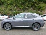 2013 Nebula Gray Pearl Lexus RX 350 F Sport AWD #71337313