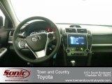 2012 Attitude Black Metallic Toyota Camry SE #71337533