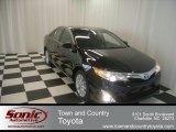 2012 Attitude Black Metallic Toyota Camry XLE #71337526