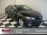 2012 Attitude Black Metallic Toyota Camry SE #71337525
