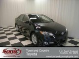 2012 Attitude Black Metallic Toyota Camry SE #71337520