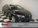 2012 Attitude Black Metallic Toyota Camry SE #71337517