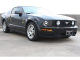 2005 Black Ford Mustang GT Premium Coupe #71337740