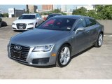 Audi A7 2013 Data, Info and Specs