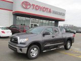 2011 Magnetic Gray Metallic Toyota Tundra TRD Double Cab 4x4 #71337238