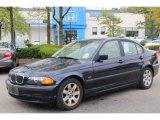 2001 Topaz Blue Metallic BMW 3 Series 325i Sedan #71337713