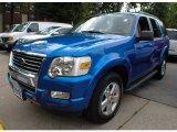 2010 Ford Explorer Blue Flame Metallic