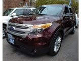 2011 Bordeaux Reserve Red Metallic Ford Explorer XLT #71337473