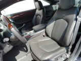 2013 Cadillac CTS 4 AWD Coupe Front Seat
