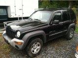 2002 Black Jeep Liberty Sport 4x4 #71337409