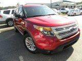 2011 Red Candy Metallic Ford Explorer XLT #71337397