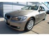 2009 Platinum Bronze Metallic BMW 3 Series 328xi Sedan #71337177