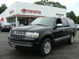 2007 Black Lincoln Navigator L Luxury 4x4 #71337660