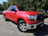2011 Radiant Red Toyota Tundra SR5 Double Cab 4x4 #71337657