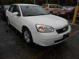 2007 White Chevrolet Malibu LT Sedan #71337156