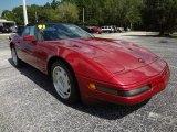 Chevrolet Corvette 1991 Data, Info and Specs