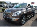 2008 Cocoa Metallic Buick Enclave CXL AWD #71337118