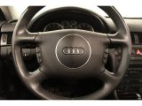 2003 Audi A6 3.0 quattro Sedan Steering Wheel